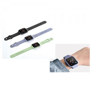 Liquid Silicone Sport Band for Apple Watch